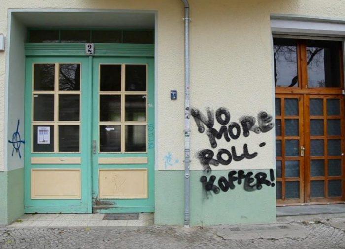 Welcome/ Goodbye. Quando i berlinesi odiano il turismo