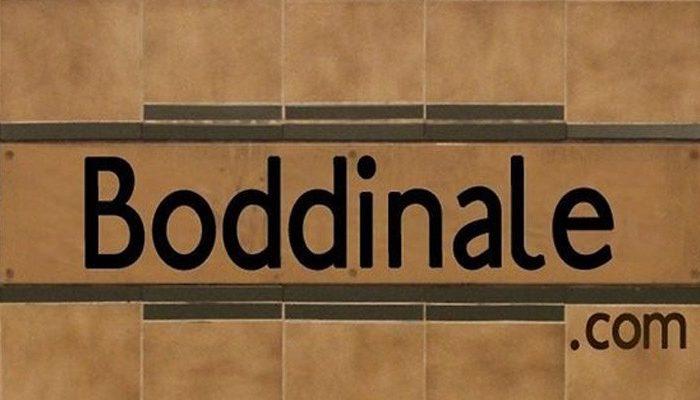 Boddinale